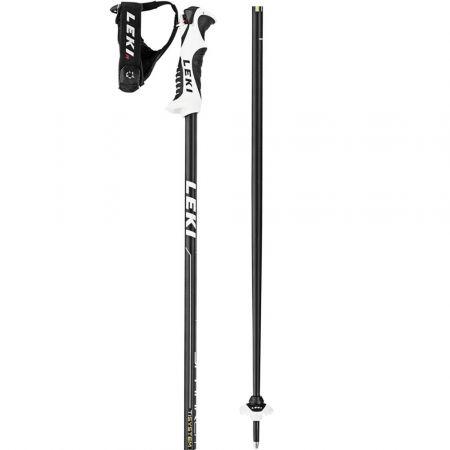Leki SPEED LITE S - Children's downhill ski poles