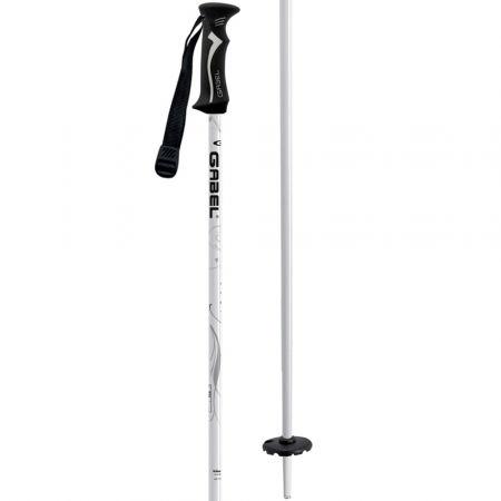 Gabel IVORY - Dámske zjazdové lyžiarske palice