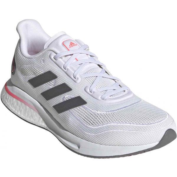 adidas SUPERNOVA W biela 6 - Dámska bežecká obuv