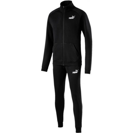 Puma CLEAN SWEAT SUIT CL - Herren Trainingsanzug