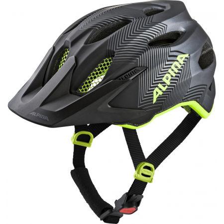 Alpina Sports CARAPAX JR. - Juniorská cyklistická prilba