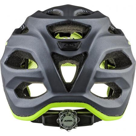 Juniorská cyklistická helma - Alpina Sports CARAPAX JR. - 4