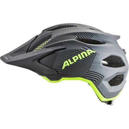 Juniorská cyklistická helma - Alpina Sports CARAPAX JR. - 3