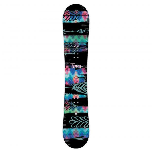 TRANS LTD GIRL FLATROCKER  147 - Dámsky snowboard