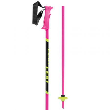 Leki RACING KIDS - Children's downhill ski poles