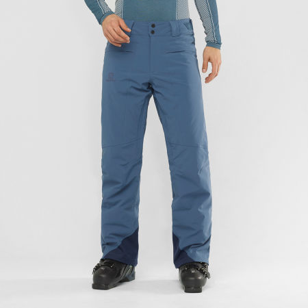 Men's ski trousers - Salomon BRILLIANT PANT M - 4