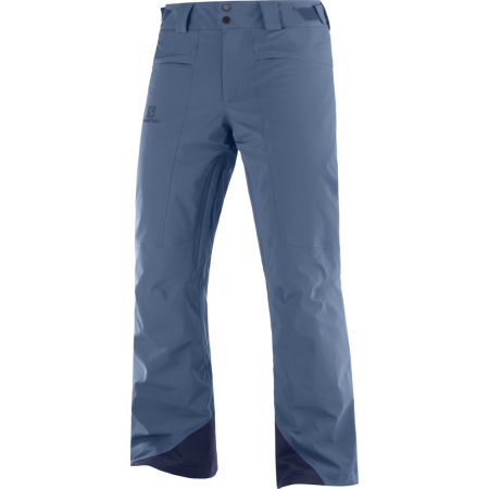 Men's ski trousers - Salomon BRILLIANT PANT M - 1