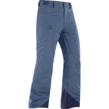 Men's ski trousers - Salomon BRILLIANT PANT M - 3