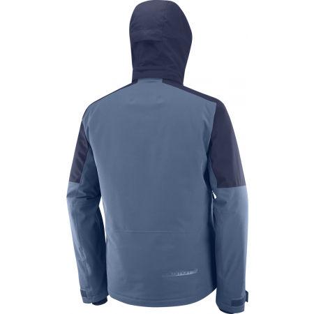 Men's ski jacket - Salomon SPEED JACKET M - 2