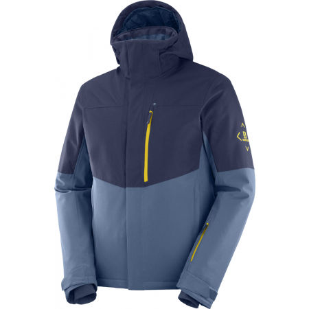 Salomon SPEED JACKET M - Pánska lyžiarska bunda