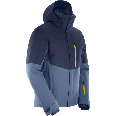 Men's ski jacket - Salomon SPEED JACKET M - 3