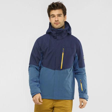 Men's ski jacket - Salomon SPEED JACKET M - 4