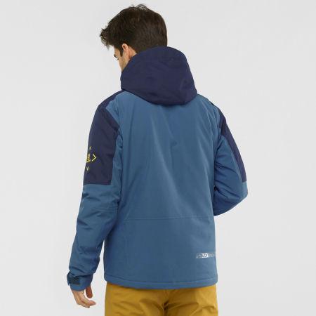Men's ski jacket - Salomon SPEED JACKET M - 5
