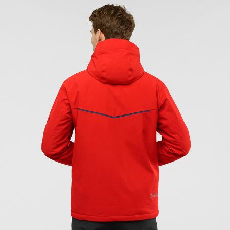 Men's ski jacket - Salomon BLAST JACKET M - 3