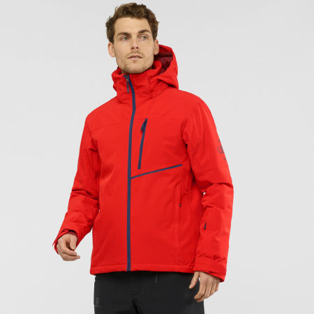 Men's ski jacket - Salomon BLAST JACKET M - 2