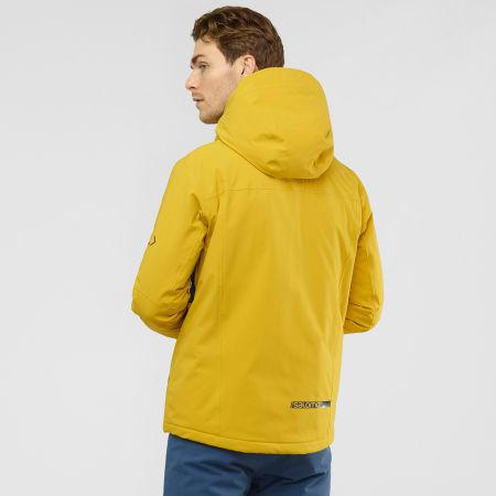 Men's ski jacket - Salomon HIGHLAND JACKET M - 3