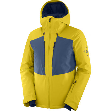 Salomon HIGHLAND JACKET M - Мъжко ски яке