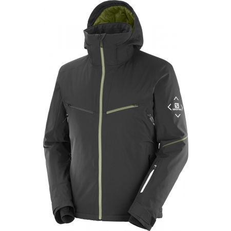 Salomon BRILLIANT JACKET M - Pánská lyžařská bunda