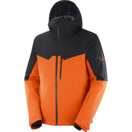 Salomon UNTRACKED JACKET M - Men's ski jacket