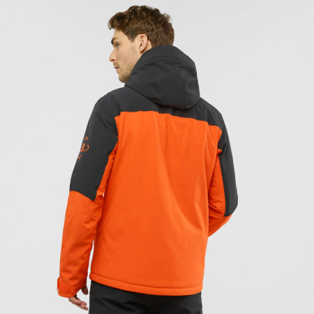 Men's ski jacket - Salomon UNTRACKED JACKET M - 3