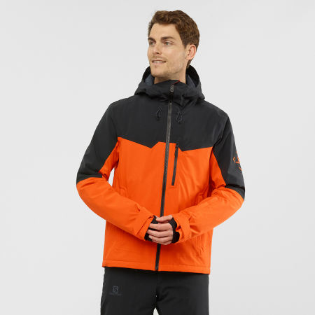 Men's ski jacket - Salomon UNTRACKED JACKET M - 2