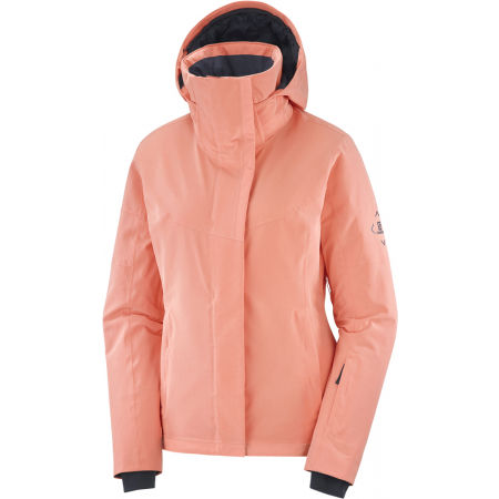 Salomon SPEED JACKET W - Damen Skijacke