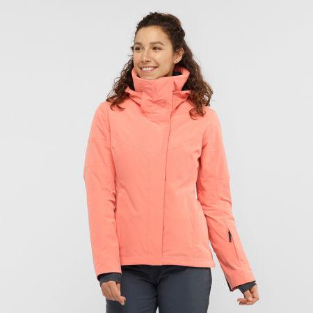 Women's ski jacket - Salomon SPEED JACKET W - 2