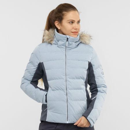 Dámská lyžařská bunda - Salomon STORMCOZY JACKET W - 2