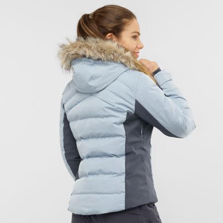 Dámská lyžařská bunda - Salomon STORMCOZY JACKET W - 3
