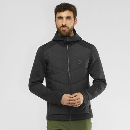 Men's hoodie - Salomon SIGHT HYBRID M - 2