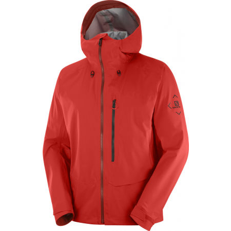 Salomon OUTPEAK 3L LIGHT SHELL JACKET M - Pánská bunda