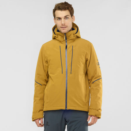 Men's ski jacket - Salomon EDGE JACKET M - 4