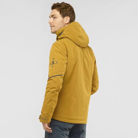 Men's ski jacket - Salomon EDGE JACKET M - 5