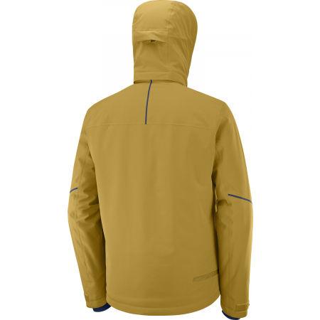 Men's ski jacket - Salomon EDGE JACKET M - 2