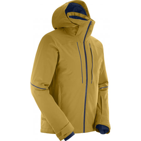 Men's ski jacket - Salomon EDGE JACKET M - 3