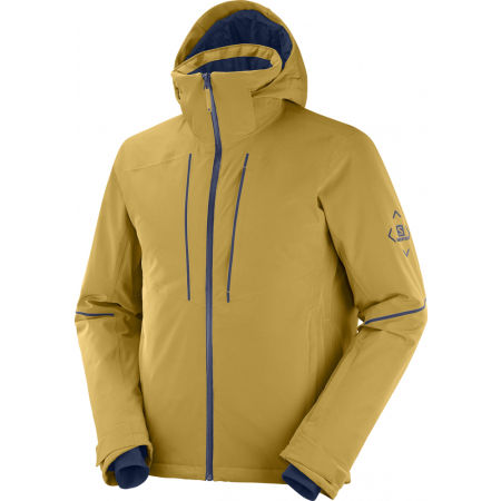 Salomon EDGE JACKET M - Men's ski jacket