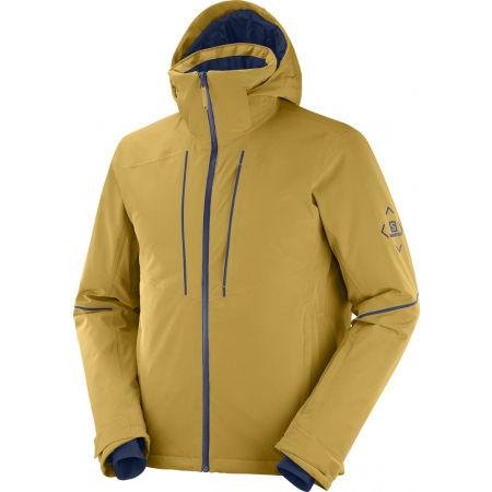 Salomon EDGE JACKET M - Мъжко ски яке
