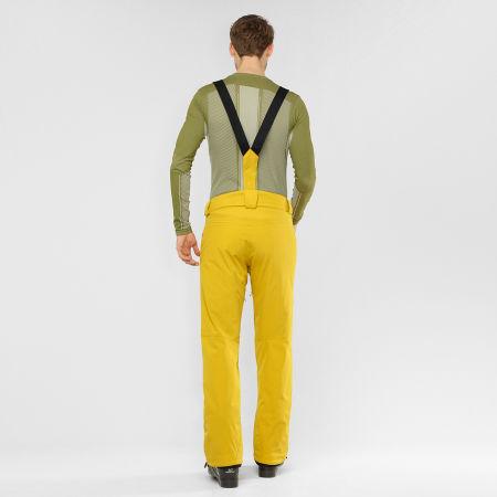 Men's ski pants - Salomon STANCE PANT M - 3