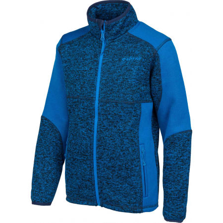 Gyerek fleece pulóver - Lotto DENZOS - 2