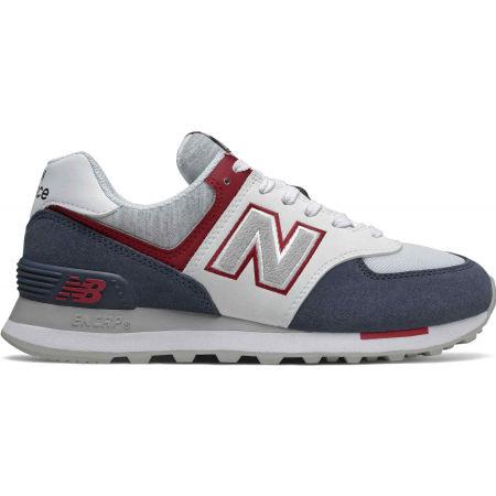Dámska voľnočasová obuv - New Balance WL574VAB - 1