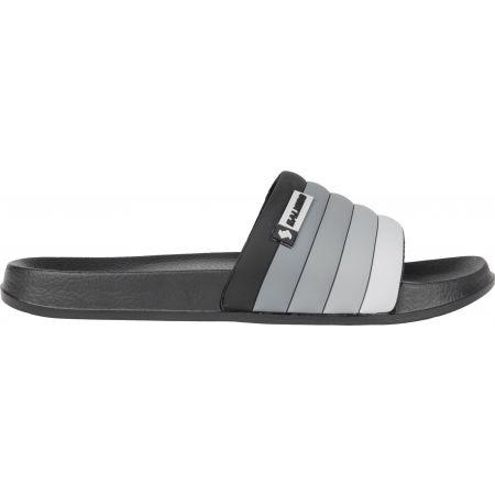 Pánské pantofle - Salmiro ZIPTOP MULTIGRY - 3