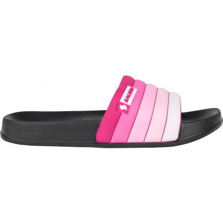 Women's sandals - Salmiro ZIPTOP MULTIGRY - 3