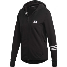 adidas DESIGNED TO MOVE MOTION FULLZIP HOODIE - Dámská mikina