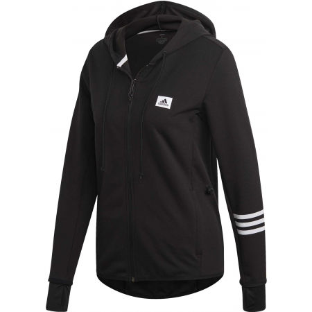 adidas DESIGNED TO MOVE MOTION FULLZIP HOODIE - Hanorac de femei