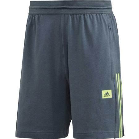 Men's shorts - adidas DESIGNED TO MOVE MOTION SHORT - 1