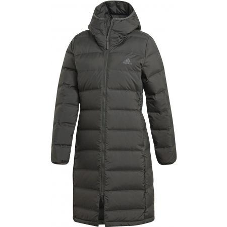 adidas W HELIONIC PARKA - Dámský kabát