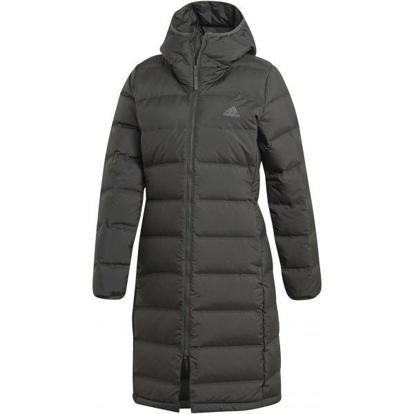adidas W HELIONIC PARKA - Dámsky kabát