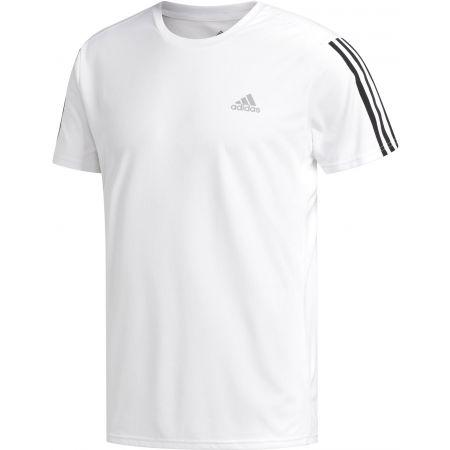 adidas RUN IT TEE 3S M - Men's sports T-Shirt