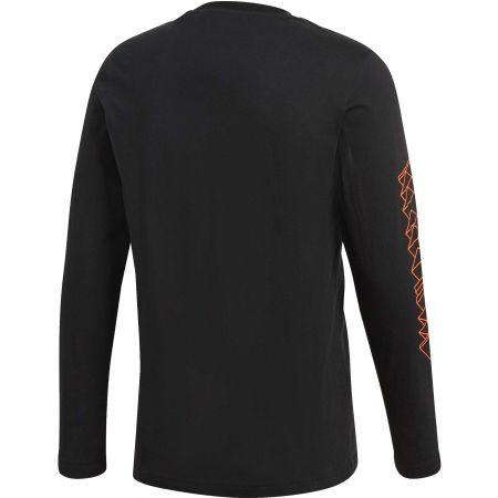 Herrenshirt - adidas CASSETTE TAPE LONGSLEEVE TEE - 2