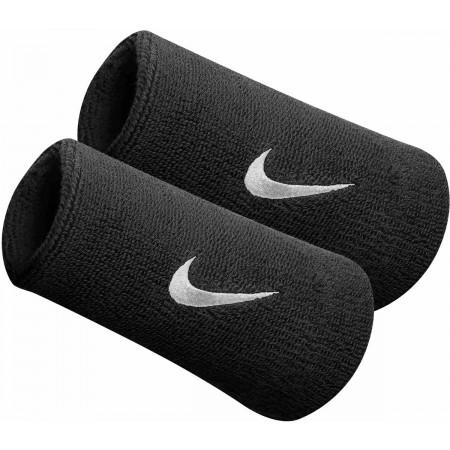 SWOOSH DOUBLEWIDE WRISTBAND - Schweißband - Nike SWOOSH DOUBLEWIDE WRISTBAND